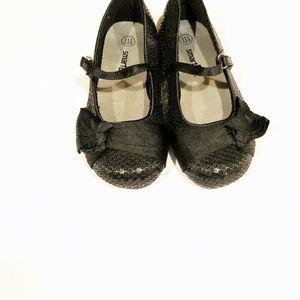 Smartfit dress shoes girls new size 11.5M black